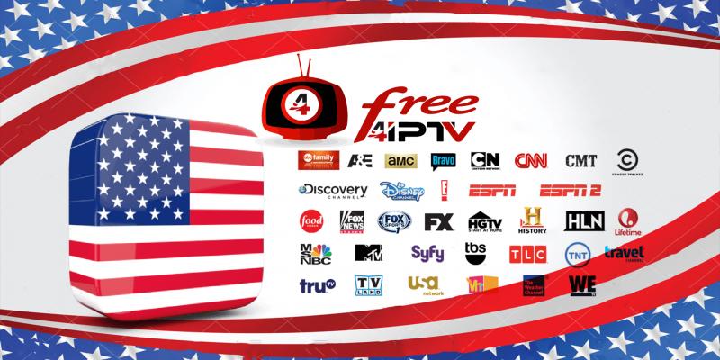 Free IPTV 18-10-2019 USA Full Iptv M3u 18-10-2019