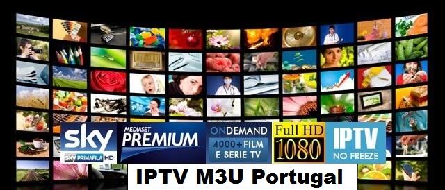 Full Iptv Portugal Free Iptv Playlist Free Download 21-10-2019
