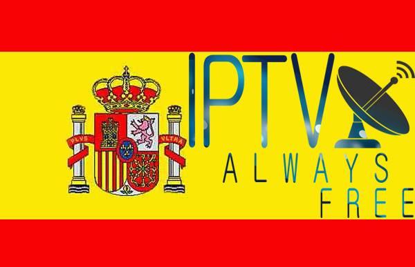 Free Iptv Spain M3u File Full Iptv Playlist 18-10-2019